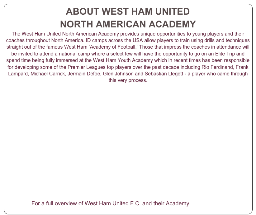 ABOUT WEST HAM UNITED 